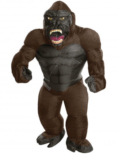 Costume gonfiabile da King Kong™ per adulto