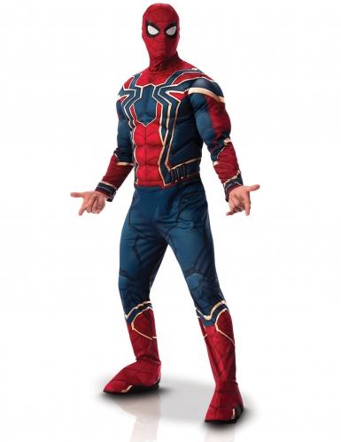 Costume deluxe Iron Spider Infinity War™ per adulto