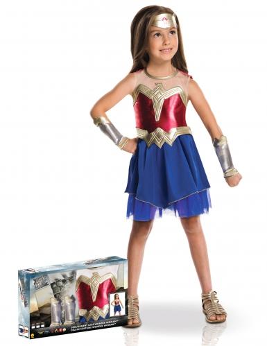 Cofanetto Deluxe Costume Wonder Woman™ per bambino