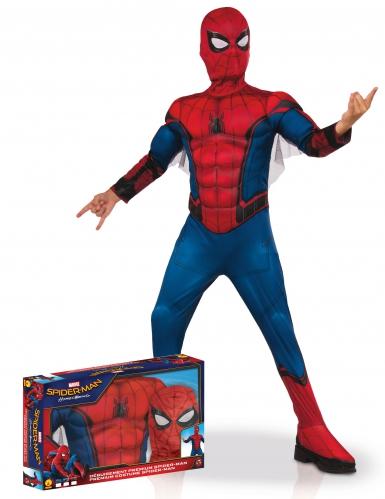 Cofanetto Deluxe Costume Spiderman Homecoming™ Bambino