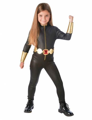 Costume da Vedova nera Avengers™ deluxe per bambina