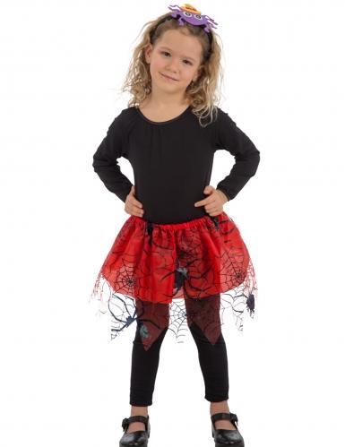 release date: baac1 765e6 Tutu ragno rosso e nero per bambina
