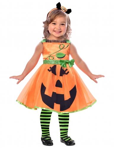 acquista il più recente vendita outlet il migliore Costume da zucca per bambina