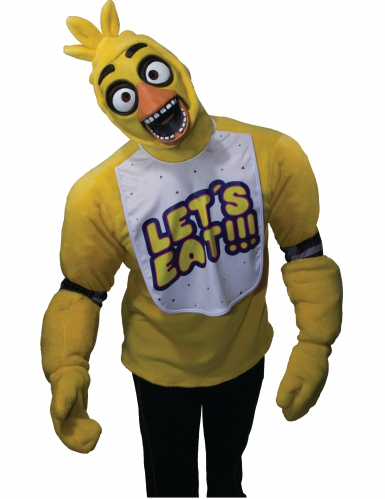 Costume Chica™ Five Nights at Freddy's™ adulto
