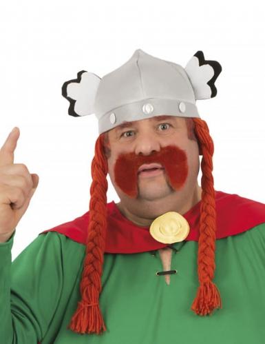 Casco da Abraracourcix™ per adulto Asterix e Obelix™