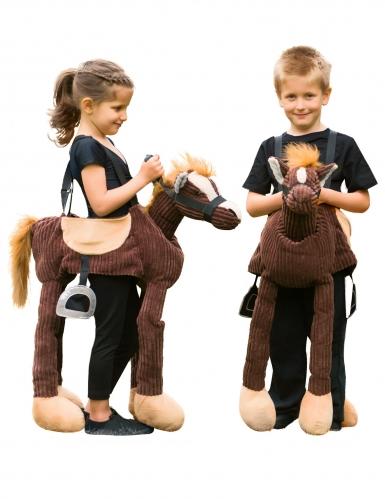 Costume bambino a dorso di Pony