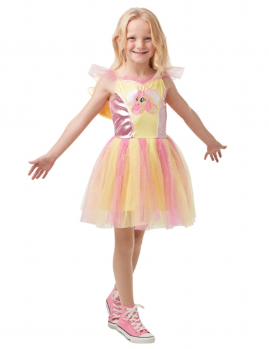Costume deluxe Fluttershy My Little Pony™ per bambina