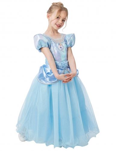 Costume premium Cenerentola™ per bambina-1