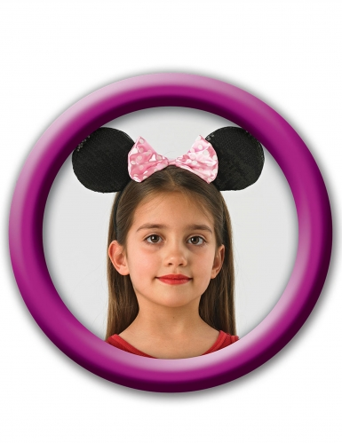 Cerchietto Minnie™ con paillettes bambina