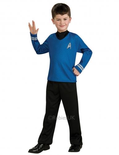 Costume Capitano Spok Star Trek™ bambino