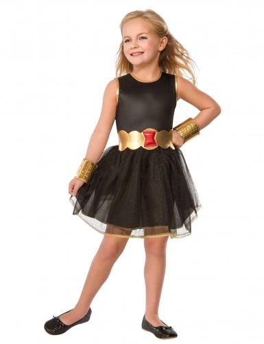 Costume Vedova Nera Avengers™ con tutu per bambina