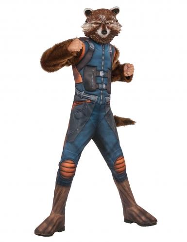 Costume deluxe Rocket™ i Guardiani della Galassia™ bambino
