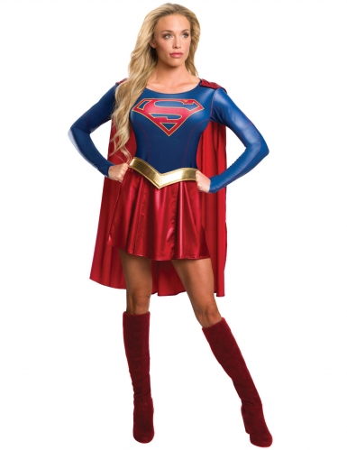 Costume dalla serie TV Supergirl™ per donna