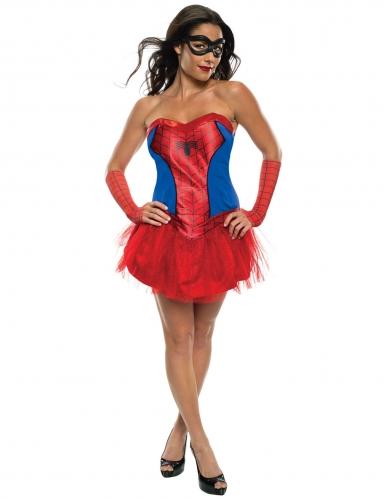 Costume tutu Spidergirl™ per donna
