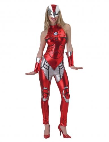 Costume da Iron Girl™ per donna