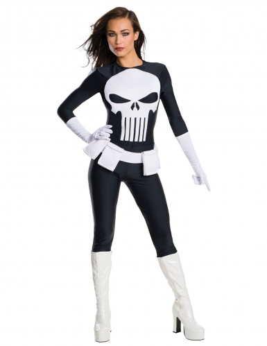 Costume The Punisher™ da donna