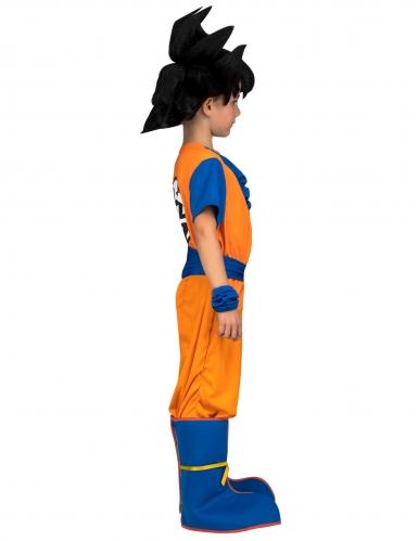 Cofanetto costume con parrucca Goku Dragon Ball™ bambino-1