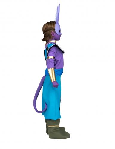 Cofanetto costume con maschera Bills Dragon Ball™ bambino-1