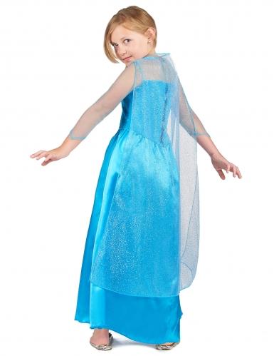 Costuma Regina dei ghiacci bambina-2