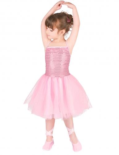 Costume da prima ballerina per bambina-1