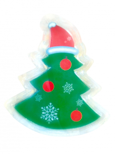 Sticker LED albero di Natale