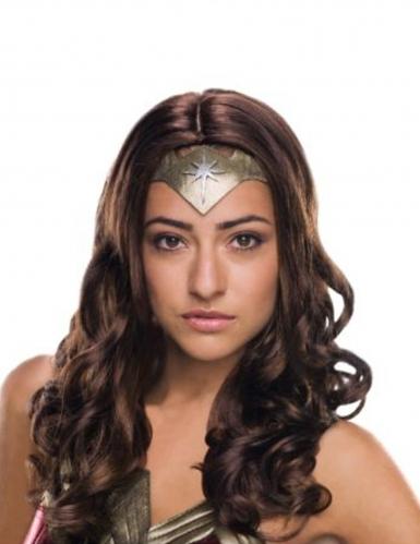 Parrucca deluxe da Wonder Woman™ per donna