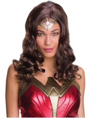 Parrucca Wonder Woman™ adulto