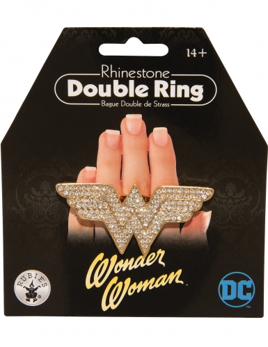 Doppio anello Wonder Woman™