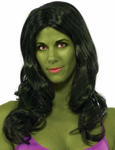 Parrucca Hulk™ da donna