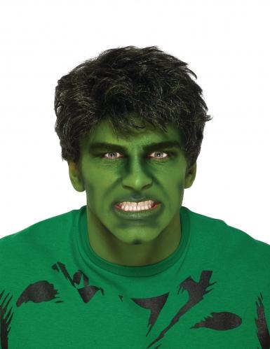 Parrucca Hulk™ da adulto