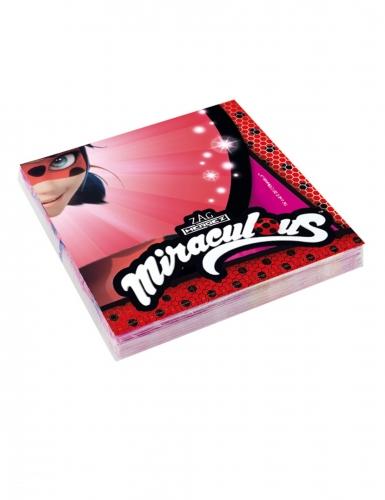 20 Tovaglioli in carta Ladybug™