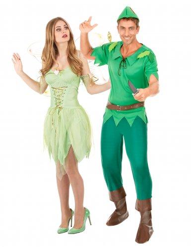 Costume di coppia dell'isola immaginaria per adulti