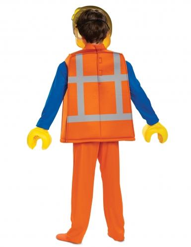 Costume deluxe Emmet Lego Movie 2 Una nuova avventura™-1