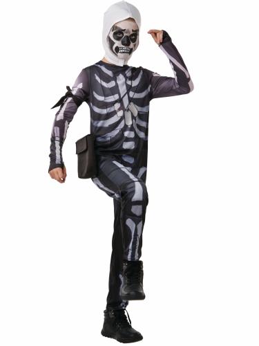 Costume Skull Trooper Fortnite™ per adolescente-1