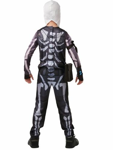 Costume Skull Trooper Fortnite™ per adolescente-2