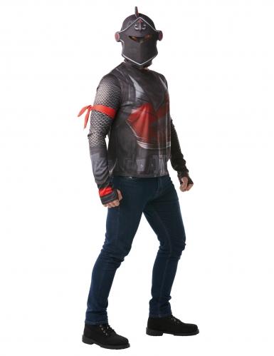 Tshirt e elmo Black Knight Fortnite™ adulto