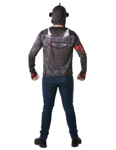 Tshirt e elmo Black Knight Fortnite™ adulto-1