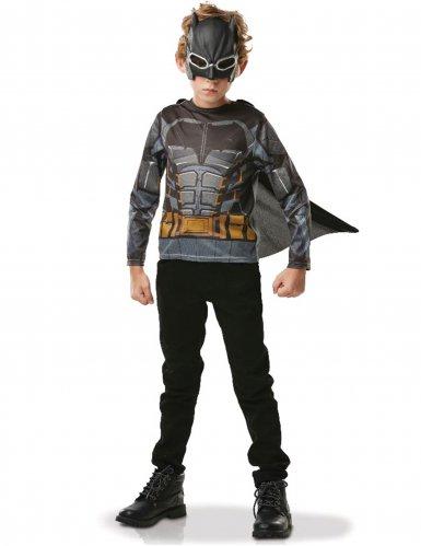Maglia con mantello e maschera Batman™ per bambino