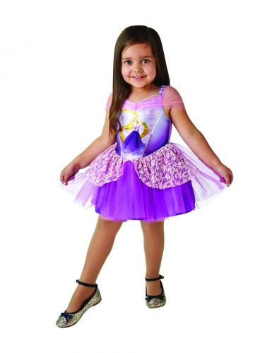 Costume da Rapunzel™ ballerina per bambina-2