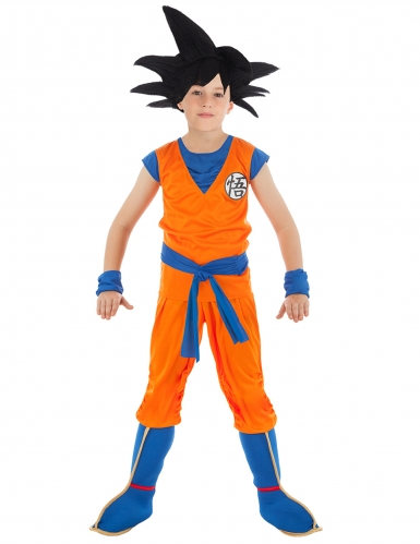 Costume Goku Saiyan Dragon Ball Z™ bambino