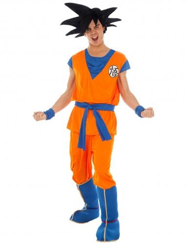Costume Goku Saiyan Dragon Ball Z™ adulto