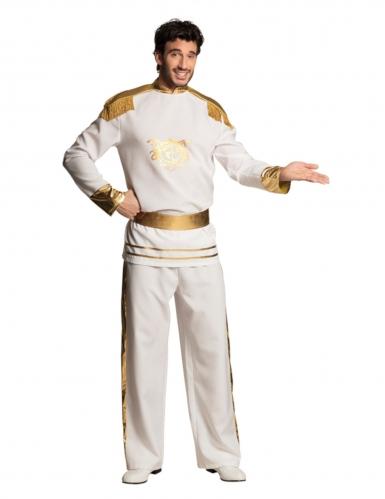 Costume da principe affascinante per uomo