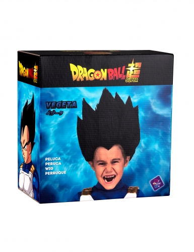 Parrucca Vegeta Dragon Ball™ bambino-1