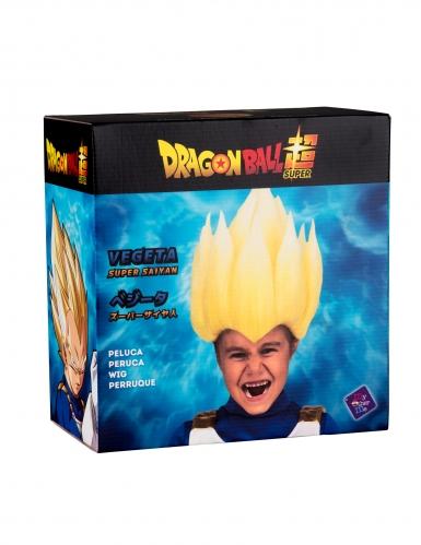 Parrucca Super sayan Vegeta dragon Ball™ bambino-1