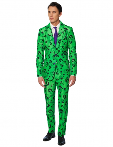 Costume Mr. Riddler™ adulto Suitmeister™-1