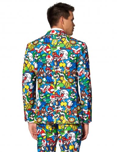 Costume Mr Super Mario uomo Opposuits™-1