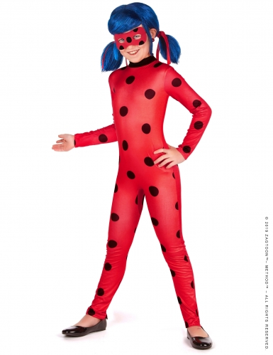 Costume Ladybug - Miraculous™ classico per bambina -1