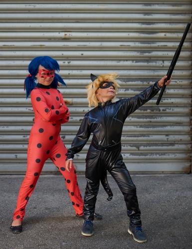 Costume da Ladybug- Miraculous™ deluxe per bambina-3