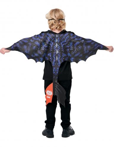 Kit ali e maschera Sdentato Dragon Trainer 3™ per bambino-1