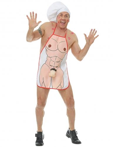 Grambiule sexy uomo nudo adulto-1